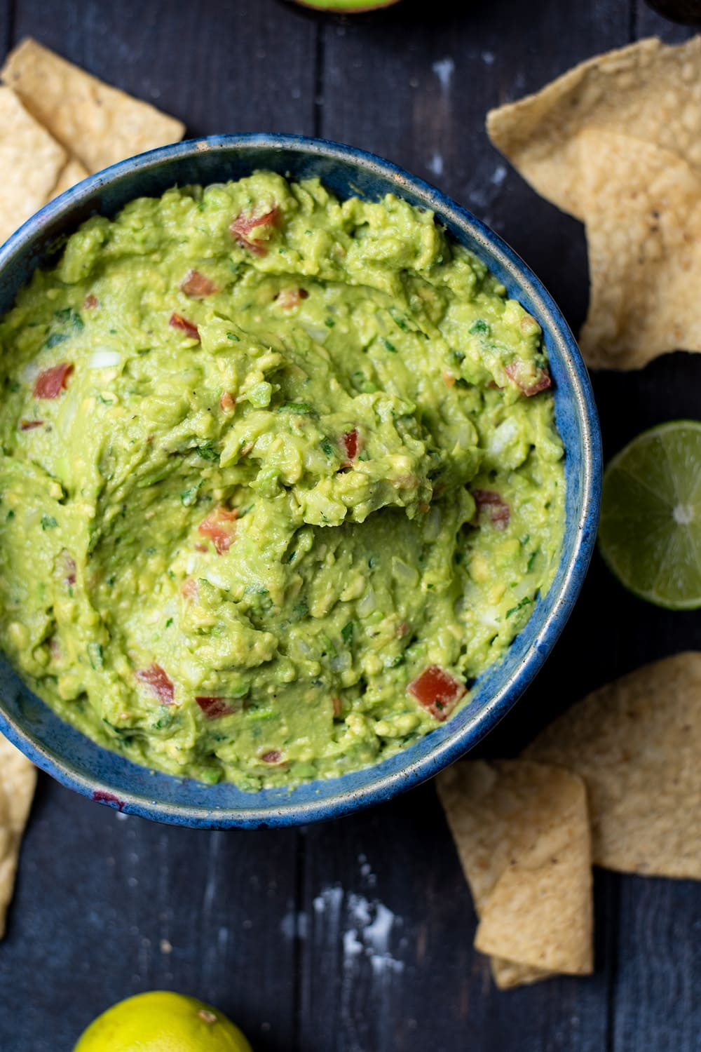 Authentic Guacamole Recipe | Kitchen Swagger