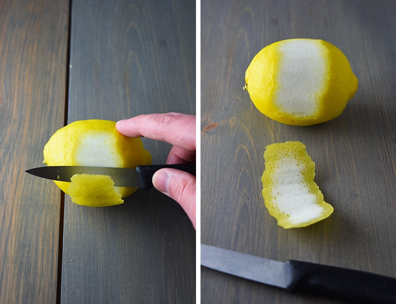 Cucumber Infused Blueberry Martini Recipe