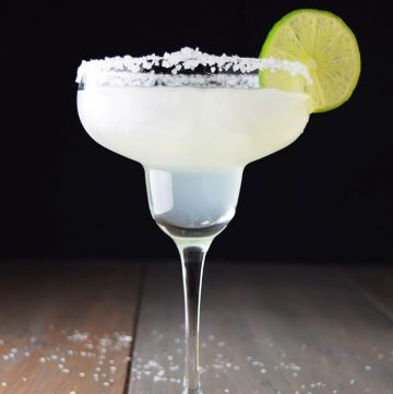 "<span class=""entry-title-primary"">Original Margarita Recipe</span> <span class=""entry-subtitle"">Stop using margarita mix. A classic and ""real"" original margarita recipe made with silver tequila, fresh lime juice, triple sec, and simple syrup.</span>"