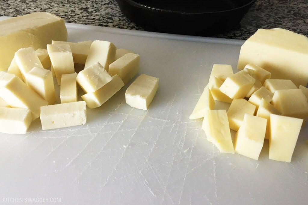 Tomatillo Verde Sauce & Cheese Dip Recipe