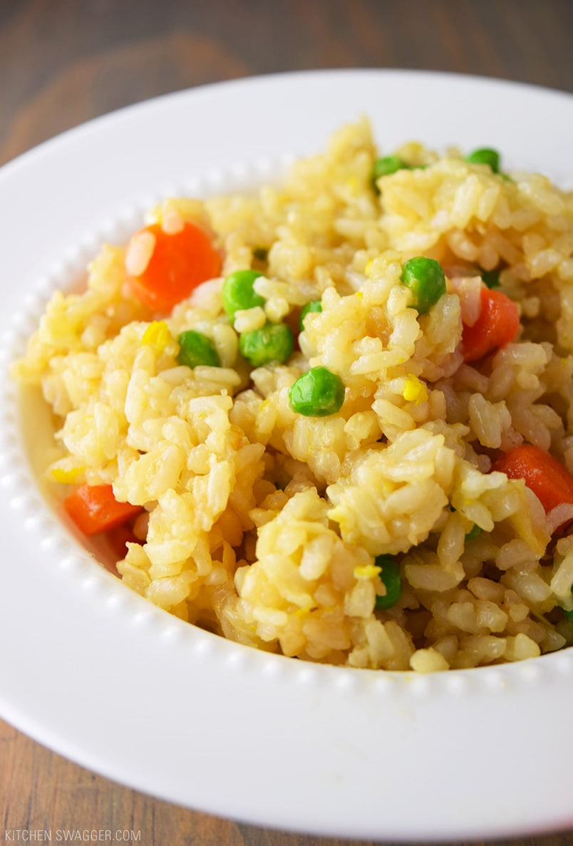 Hibachi-Style Fried Rice Recipe