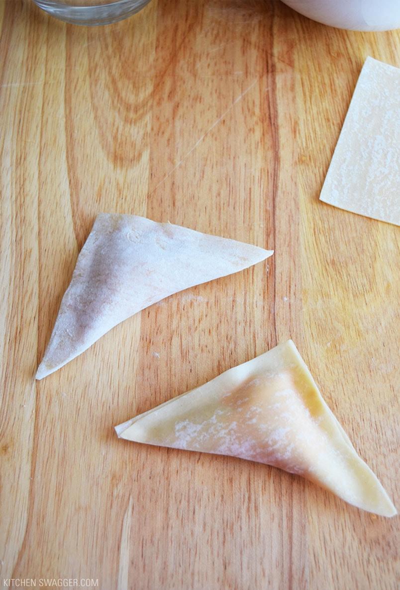 Buffalo Chicken Rangoons Recipe