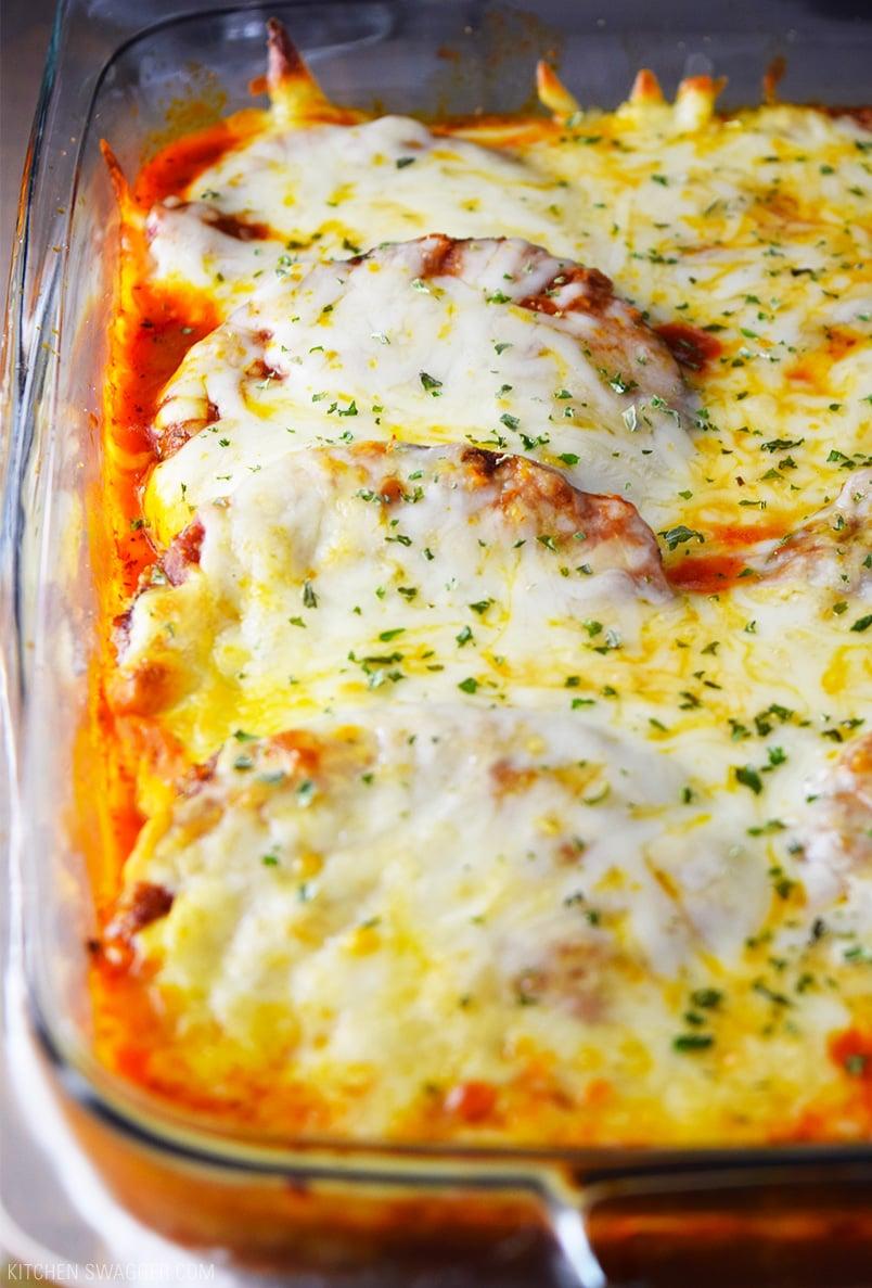 Eggplant Parmesan Recipe