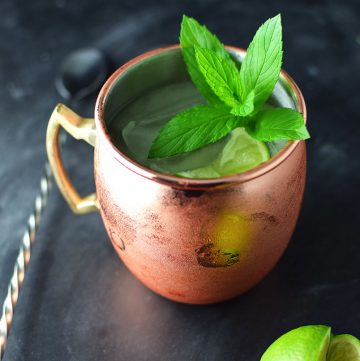 """<span class=""""entry-title-primary"""">Moscow Mule Recipe</span> <span class=""""entry-subtitle"""">The classic and refreshing Moscow mule cocktail consists of ginger beer, vodka, and fresh lime juice.</span>"""