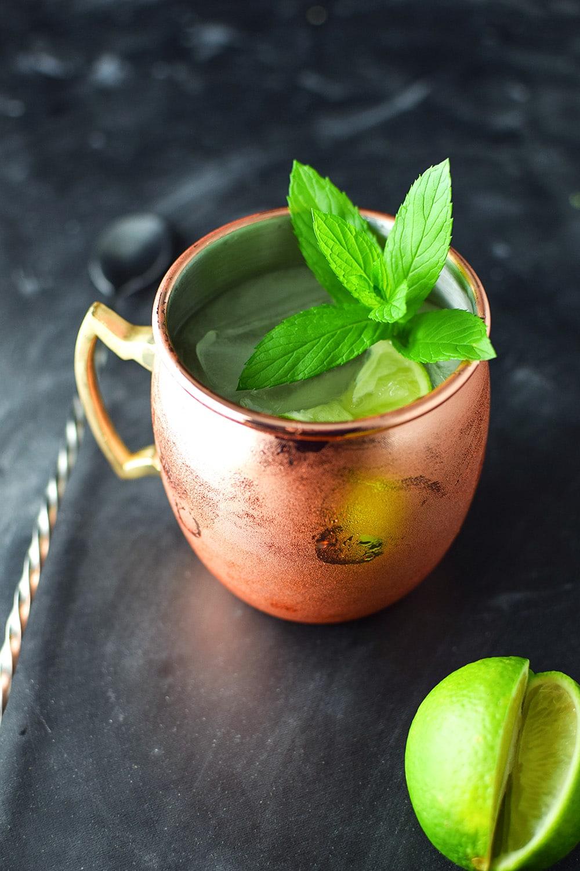 Classic Moscow Mule Recipe