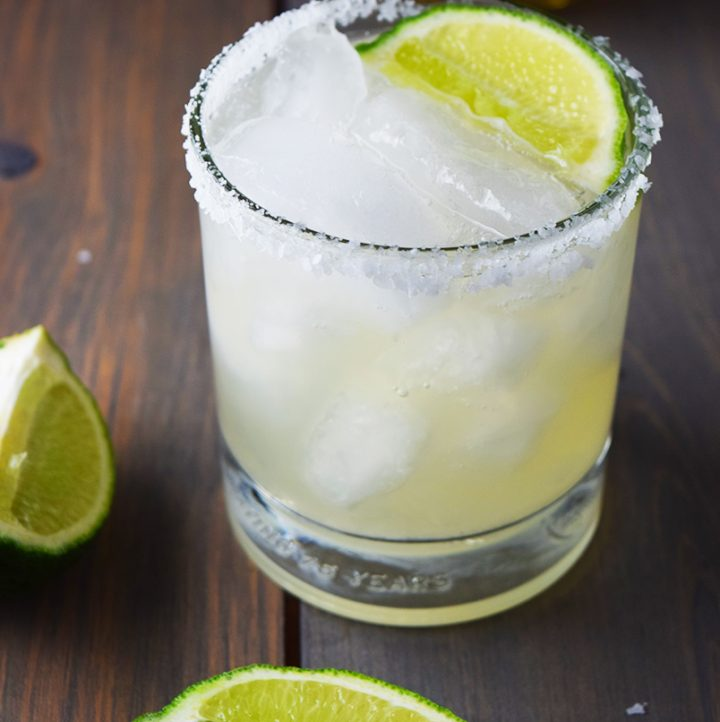 Reposado Elderflower Margarita Recipe