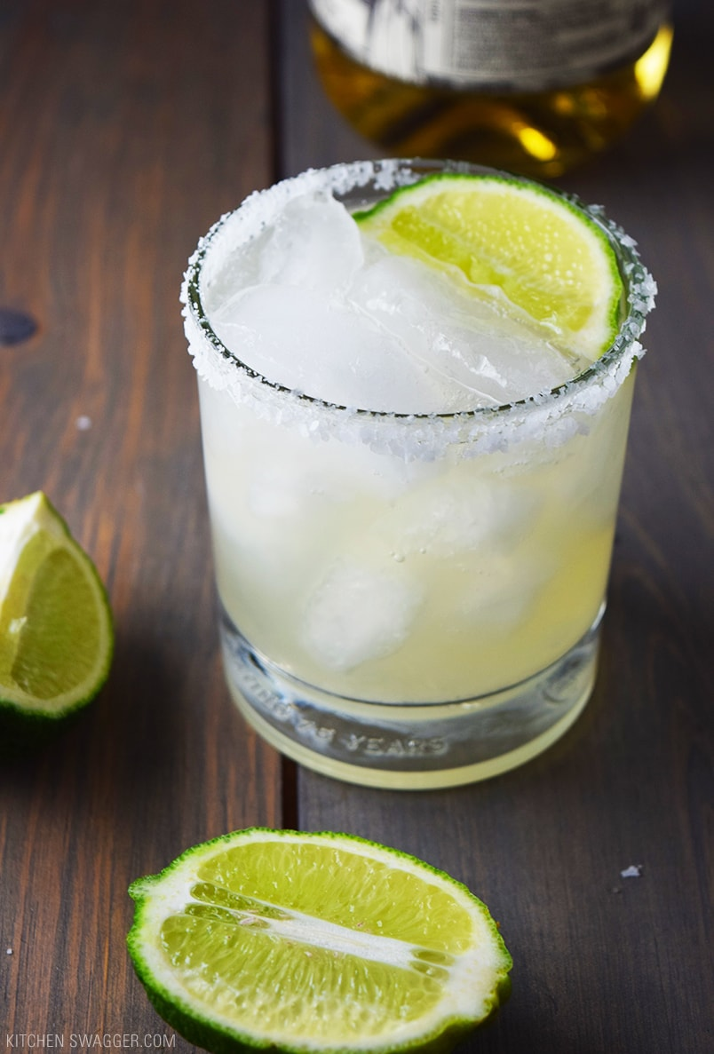 Reposado Elderflower Margarita Recipe Kitchen Swagger