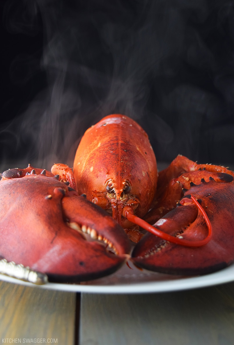 Steamed Lobster Recipe