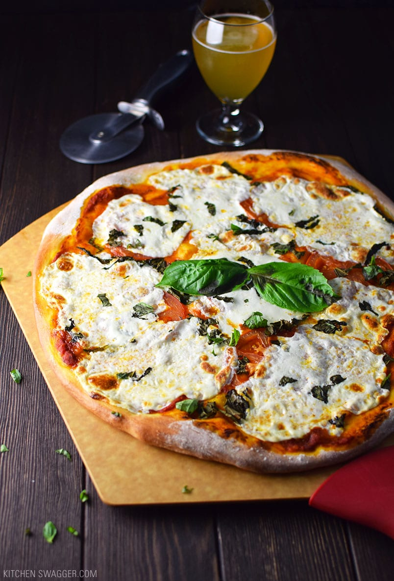 Classic Margherita Pizza Recipe