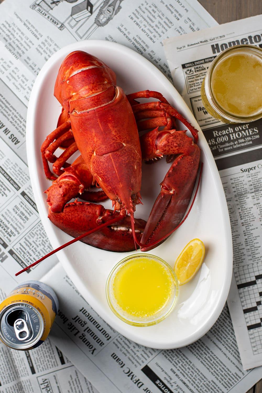 Steamed Lobster Recipe