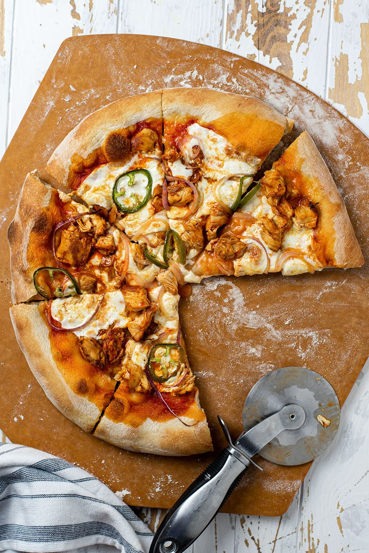 Buffalo Chicken Pizza Recipe Kitchen Swagger