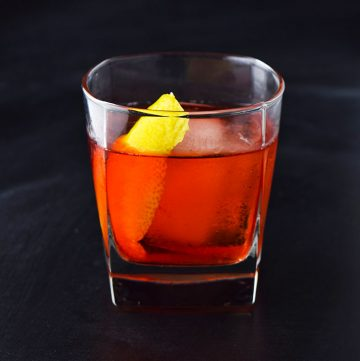 Boulevardier VSOP Cocktail Recipe