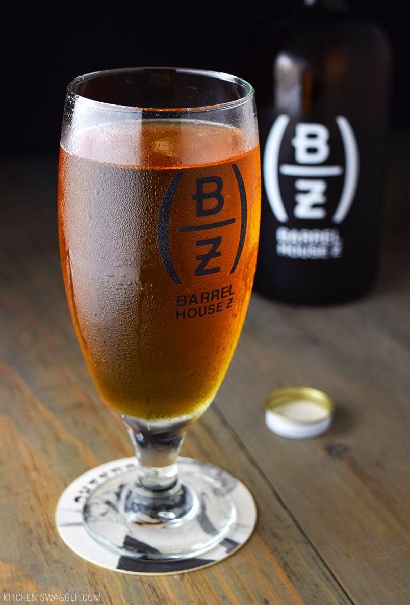 Barrel House Z Beer