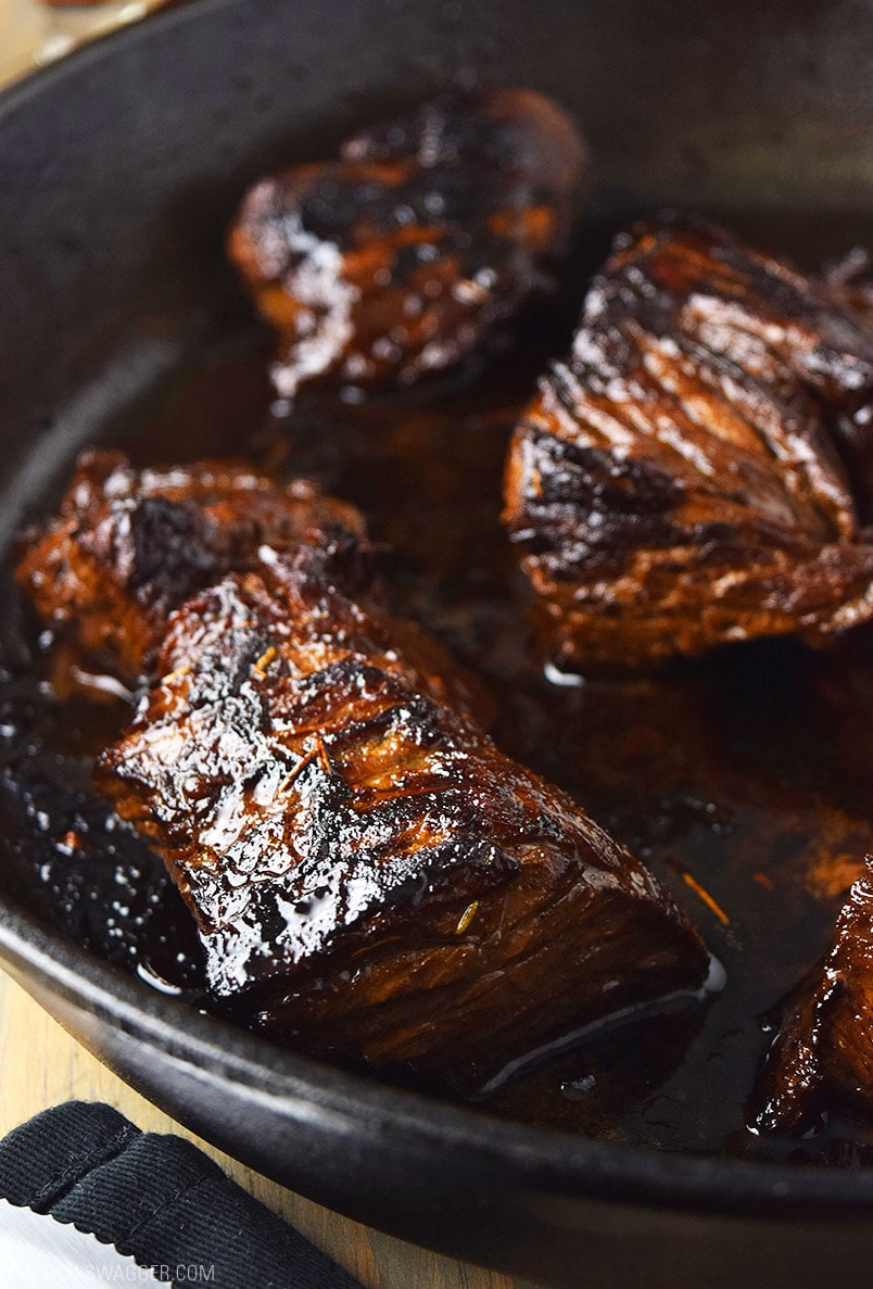 Marinated Steak Tips Recipe with Beer Teriyaki Marinade