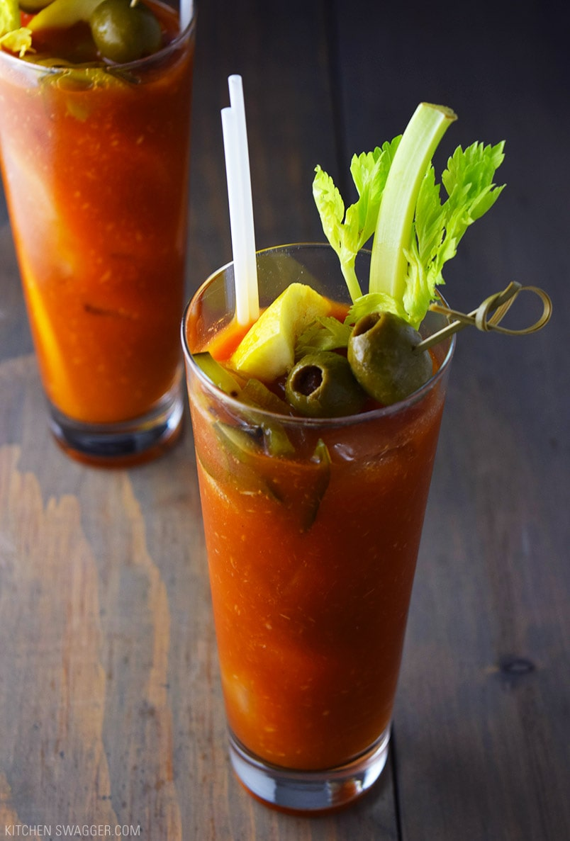 Bloody Mary Recipe | Kitchen Swagger