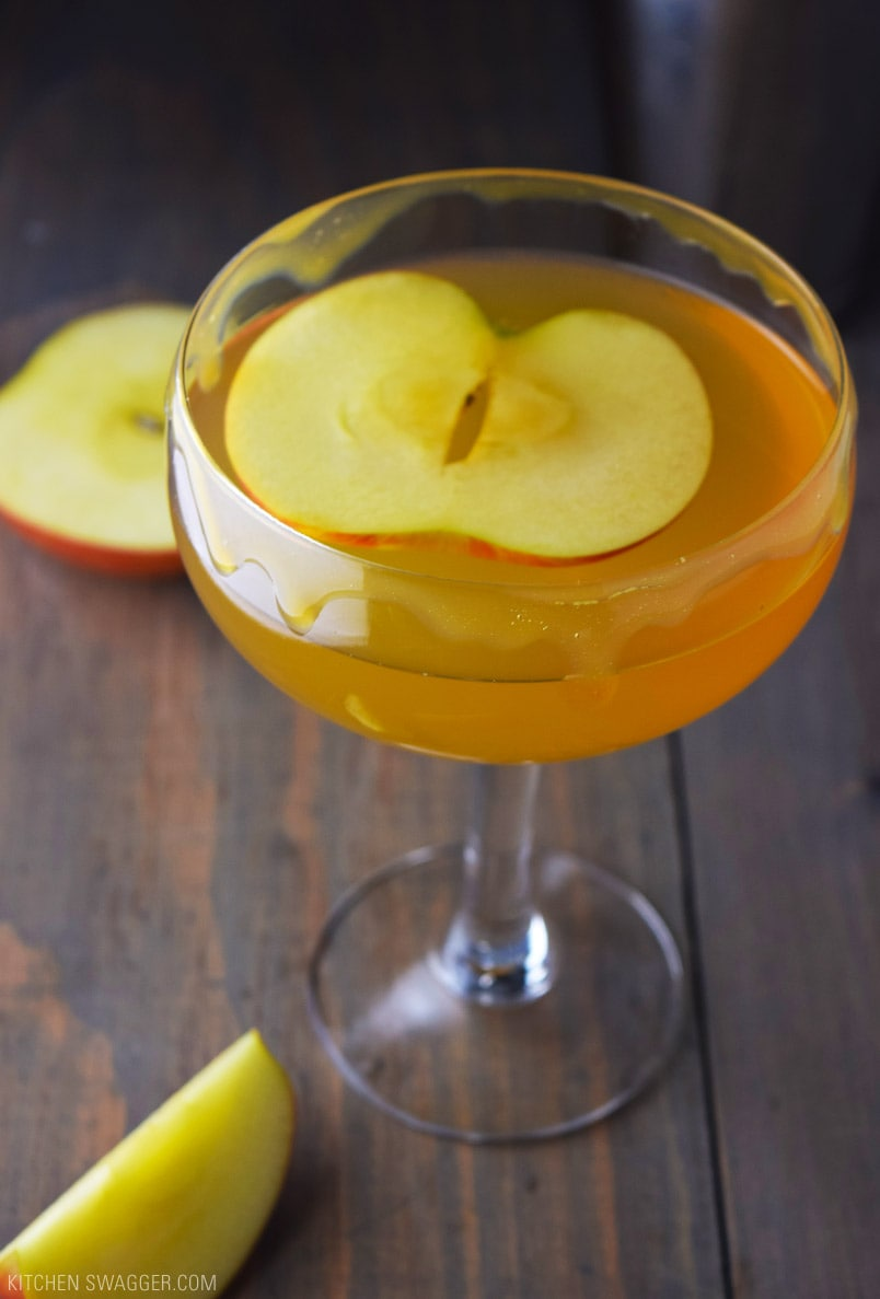 Caramel Apple Martini Recipe