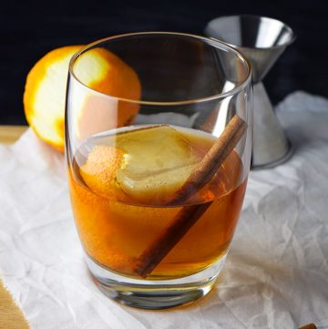 "<span class=""entry-title-primary"">Applejack Fall Old Fashioned Cocktail Recipe</span> <span class=""entry-subtitle"">A seasonal spin on the classic old fashioned—Applejack brandy, maple syrup, and cinnamon.</span>"