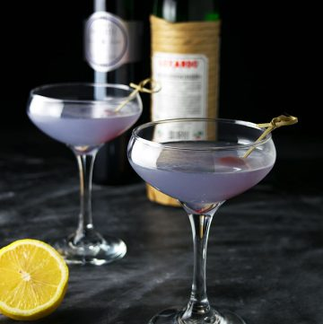 "<span class=""entry-title-primary"">Aviation Cocktail Recipe</span> <span class=""entry-subtitle"">One of my all time favorite classic cocktails from the early 1900's.</span>"