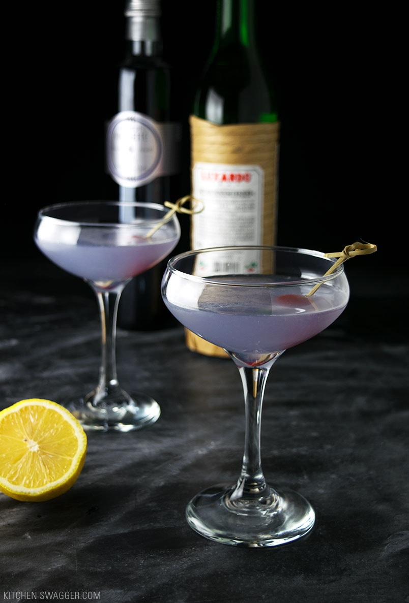 Aviation cocktail recipe kitchen swagger for Cocktail martini
