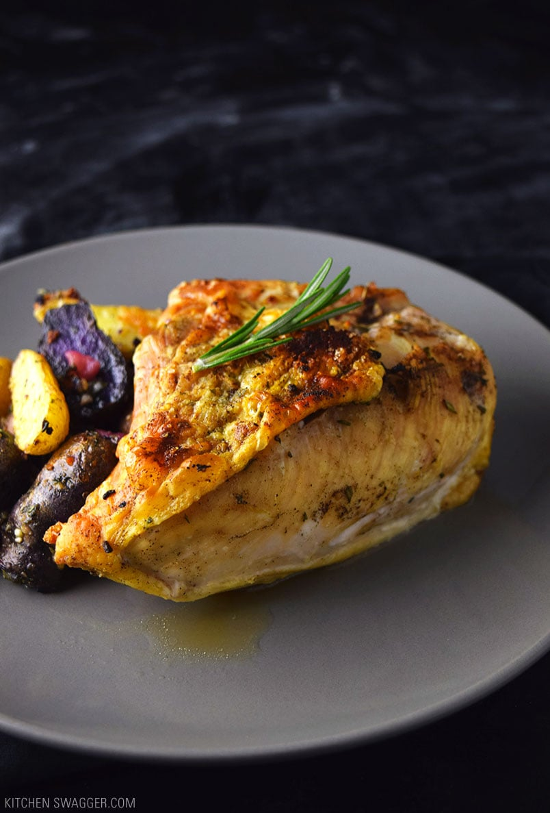 Easy Broiled Chicken Breast Recipe