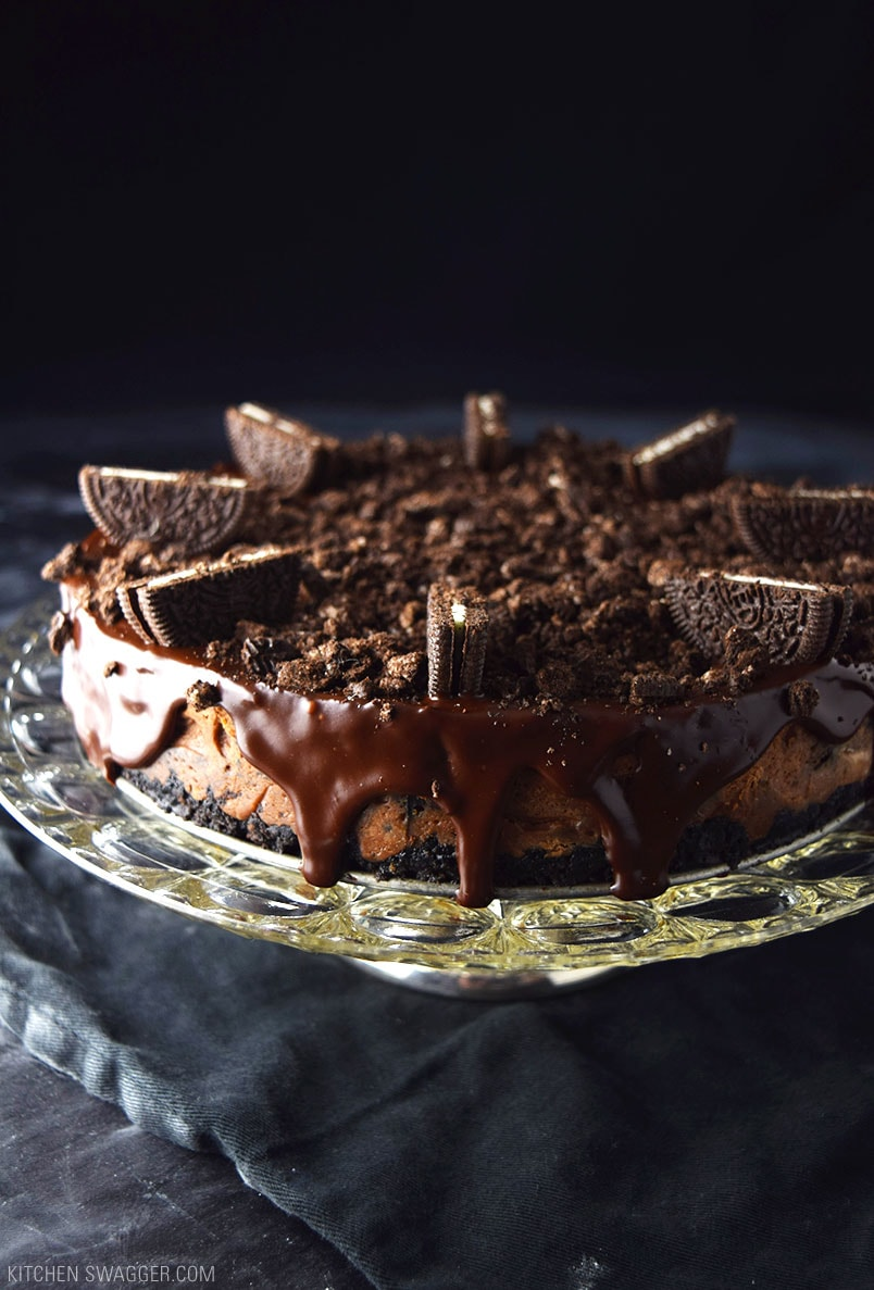 Chocolate Oreo Cheesecake Recipe