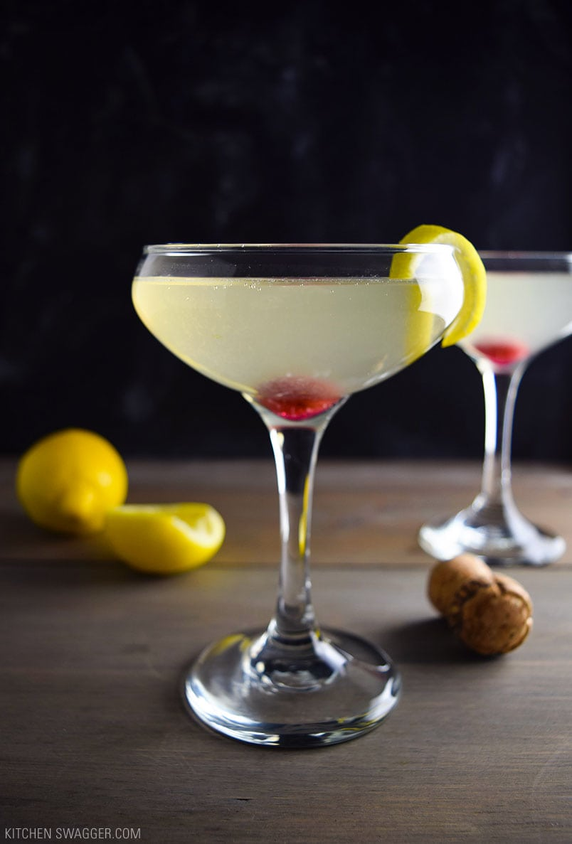The Number 100 Cocktail Recipe