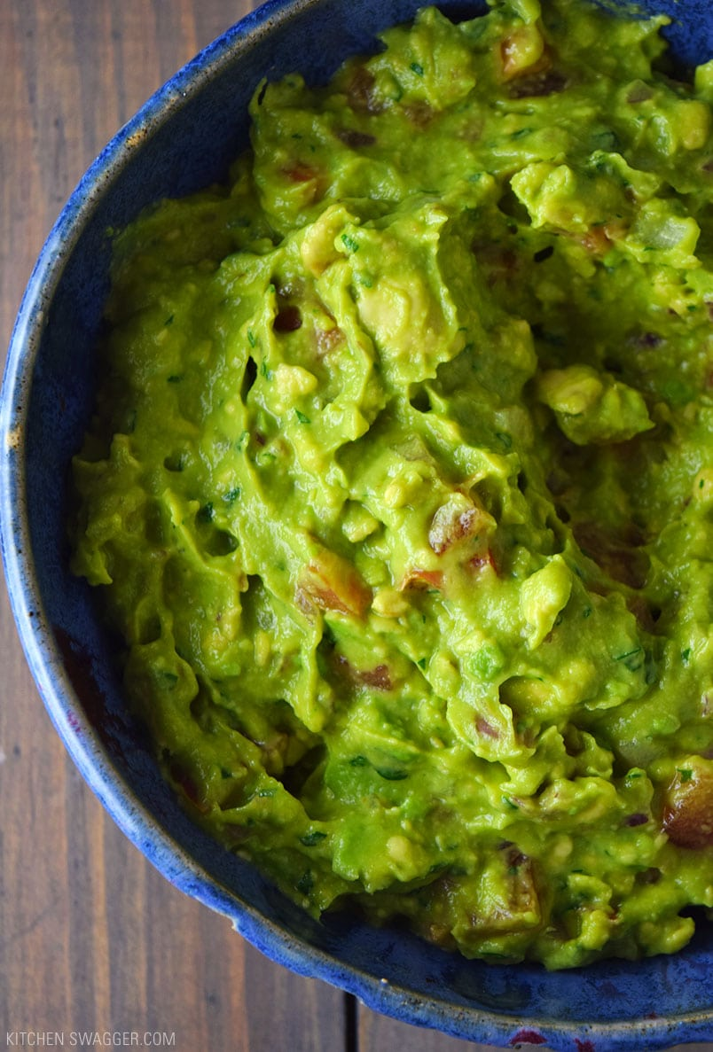 Ultimate Guacamole Recipe