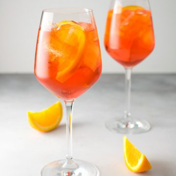 """<span class=""""entry-title-primary"""">Aperol Spritz Recipe</span> <span class=""""entry-subtitle"""">The most refreshing Italian cocktail—prosecco, aperol, and orange.</span>"""