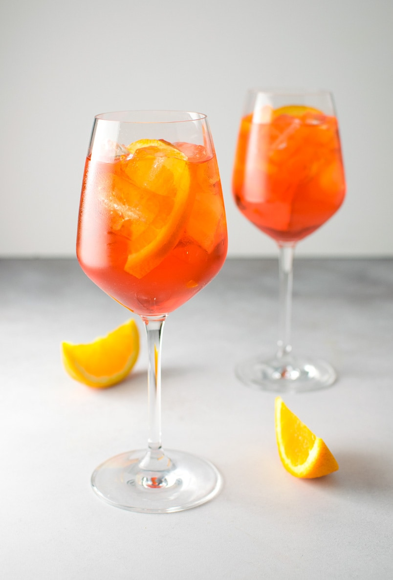 Aperol Spritz Recipe | Kitchen Swagger