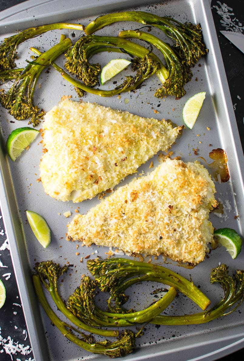 Coconut Crusted Cod4 Kitchen Swagger