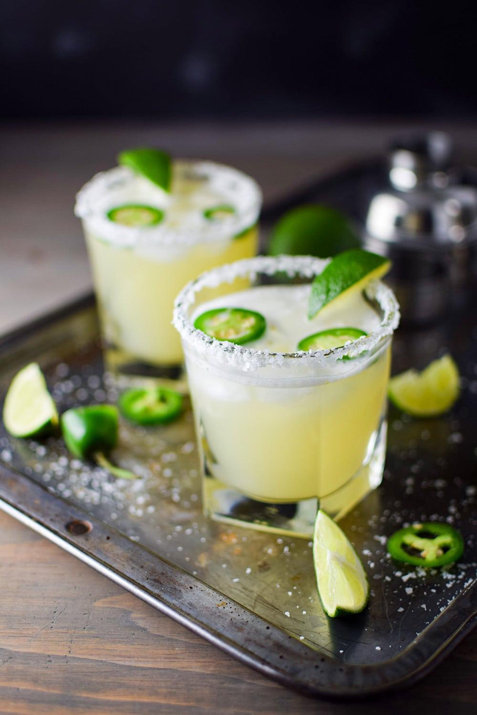 The Best Spicy Jalapeno Margarita Recipe