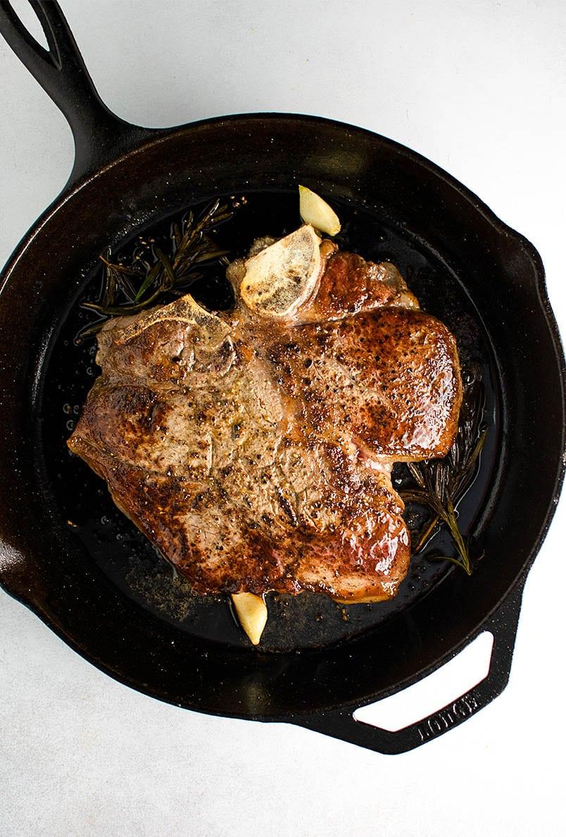Perfect Porterhouse Steak for Two Recipe