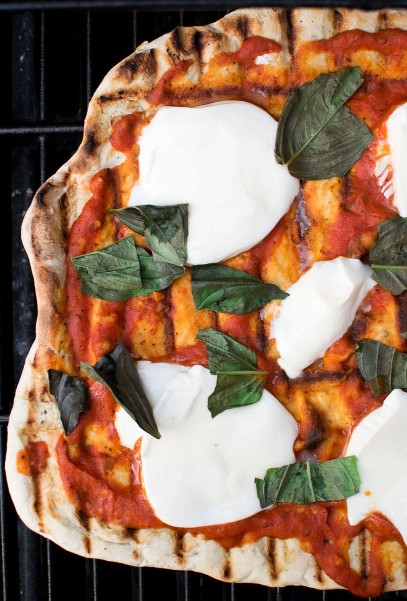 How to Grill The Best Pizza You've Ever Had