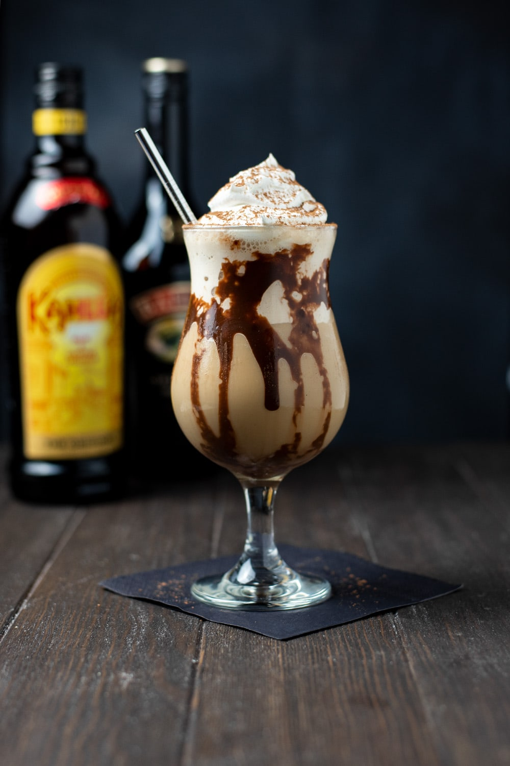 Frozen Mudslide Recipe Kitchen Swagger