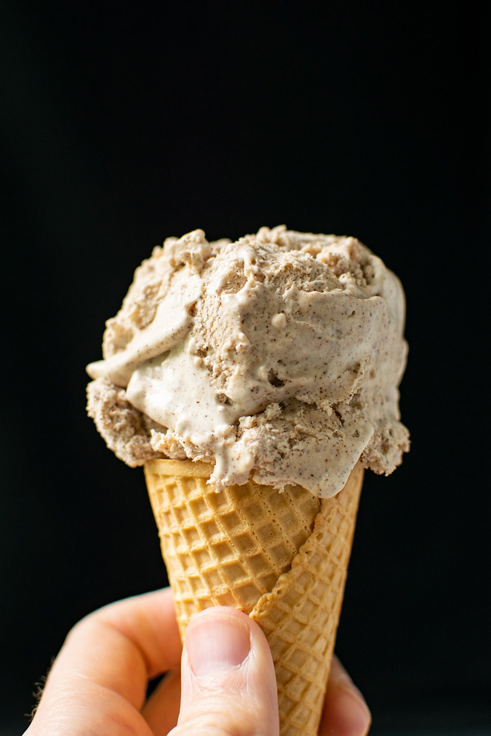 No-Churn Cinnamon Ice Cream Recipe