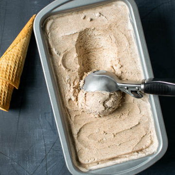 "<span class=""entry-title-primary"">Creamy No-Churn Cinnamon Ice Cream Recipe</span> <span class=""entry-subtitle"">Super creamy, egg-free cinnamon ice cream that comes together in 15 minutes.</span>"