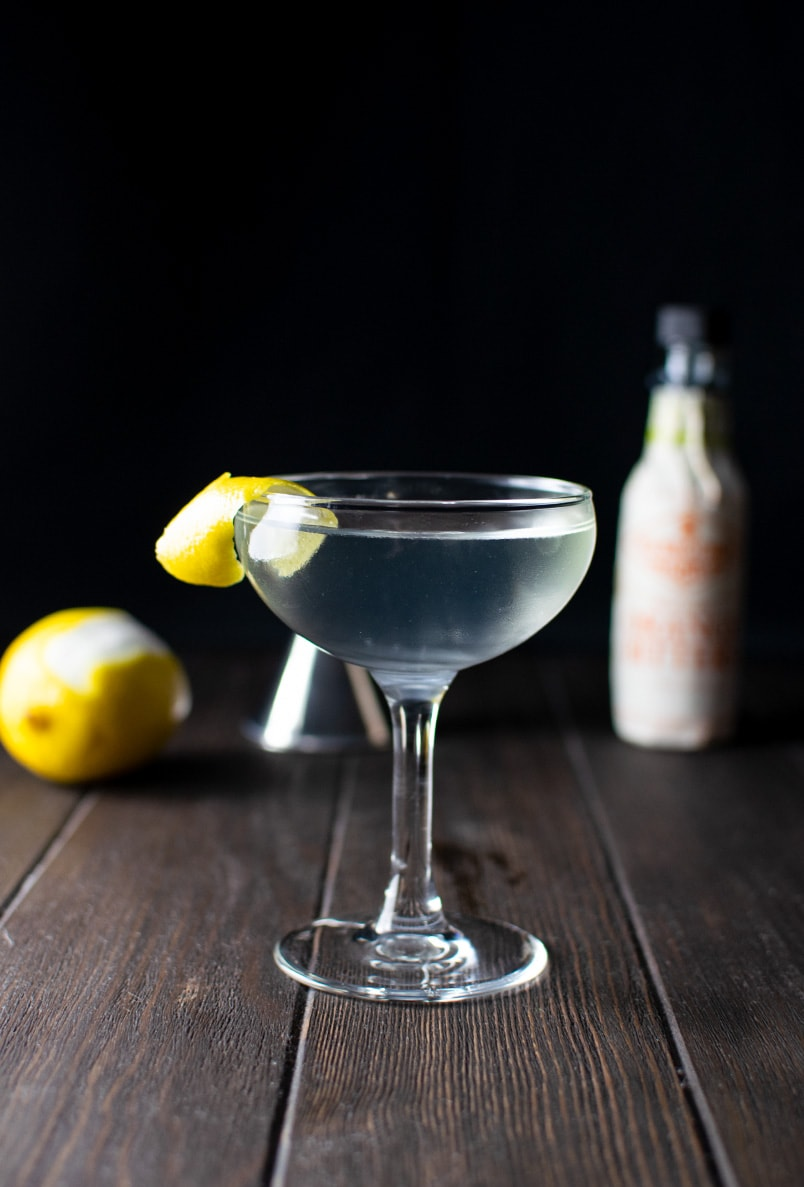 The Improved Classic Gin Martini Recipe