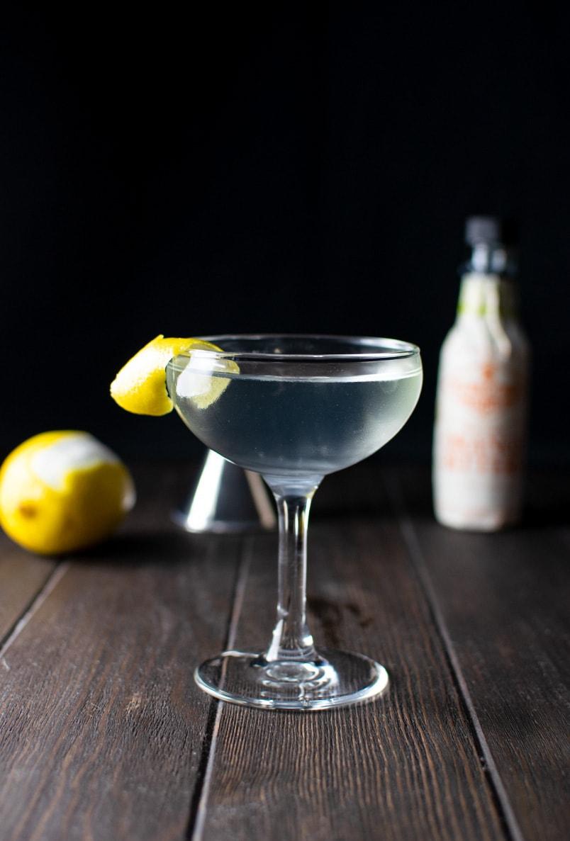 The Classic Gin Martini Recipe