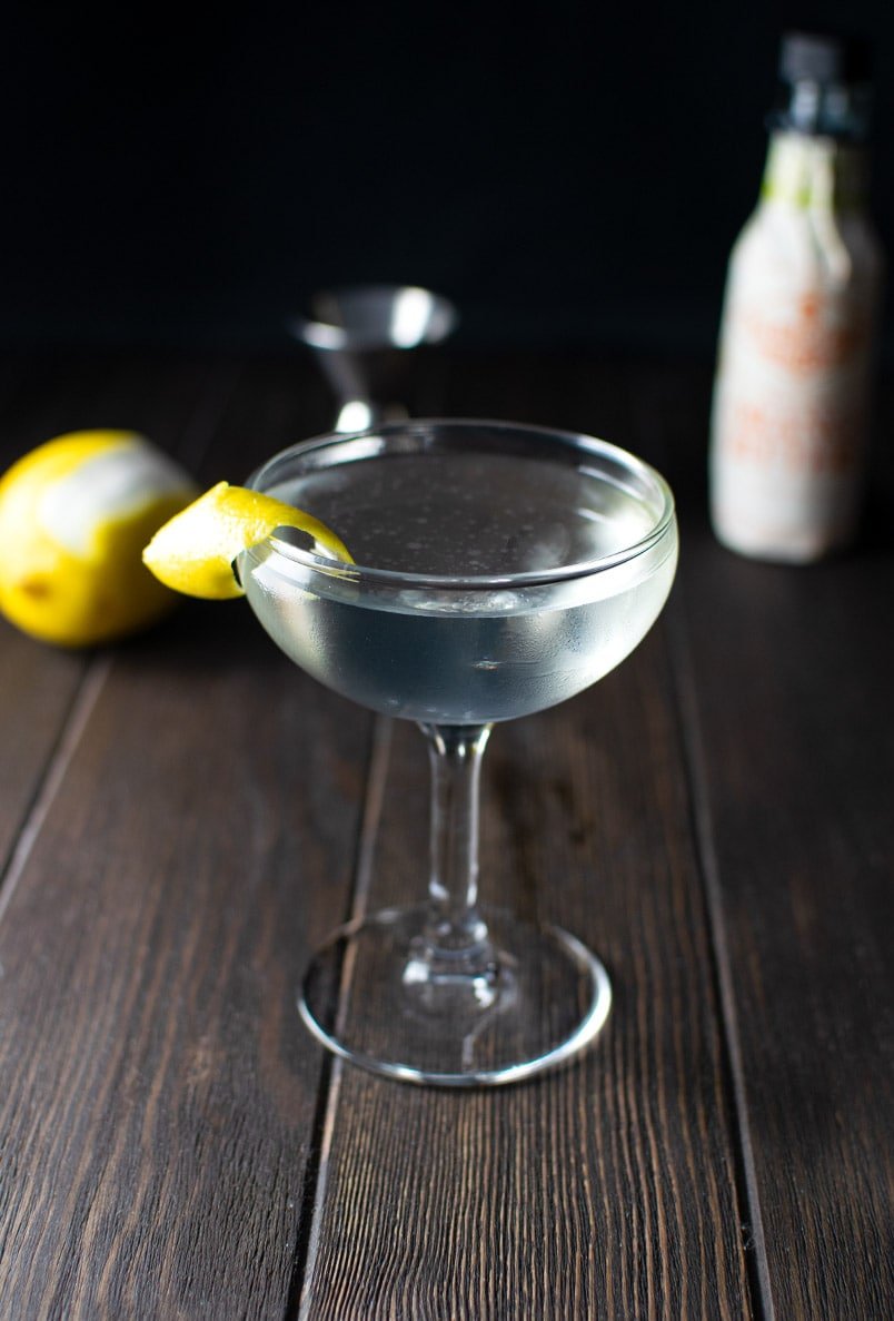 The Classic Gin Martini Recipe