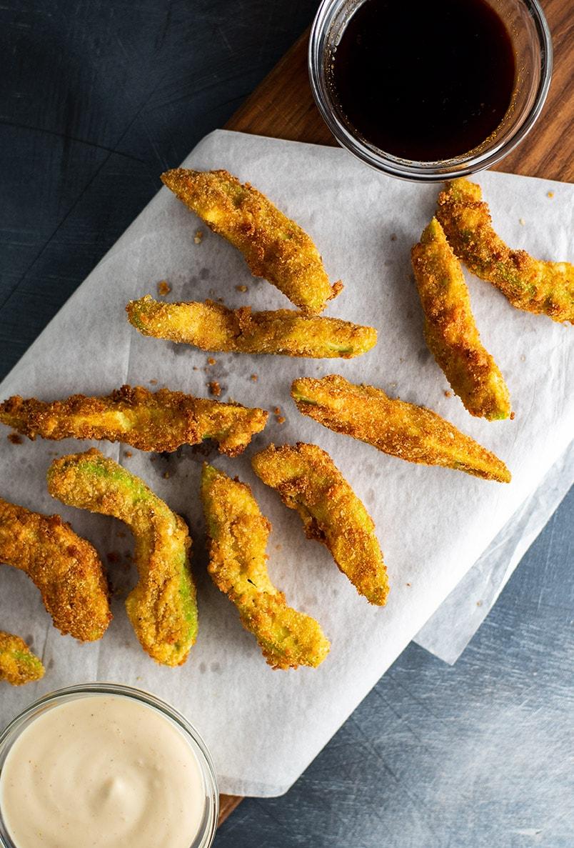 Crispy Avocado Fries Recipe