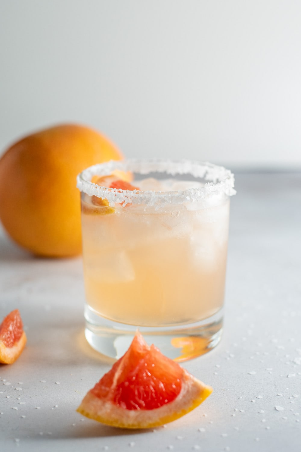 Real Grapefruit Margarita Recipe
