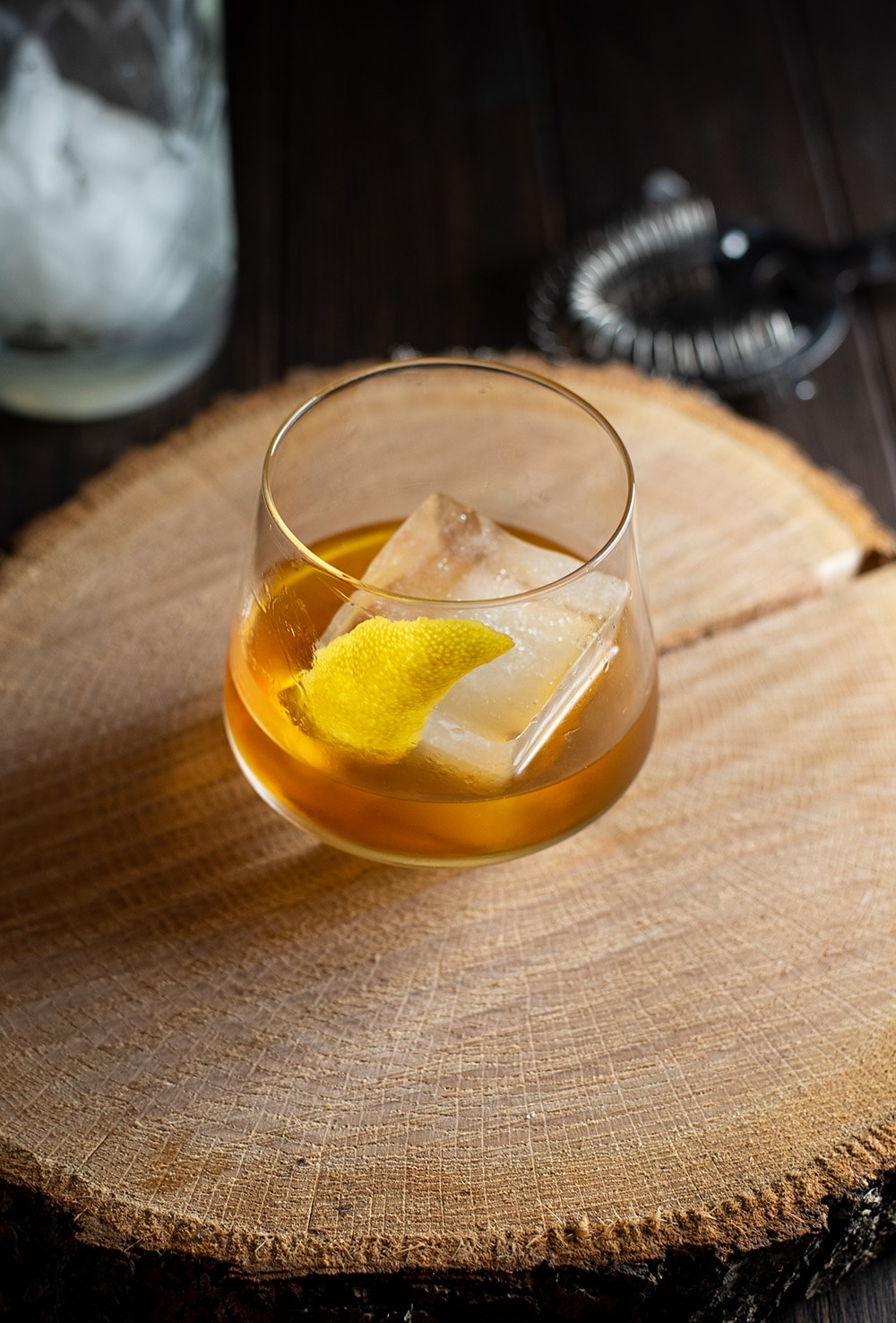 Gin Old Fashioned Recipe