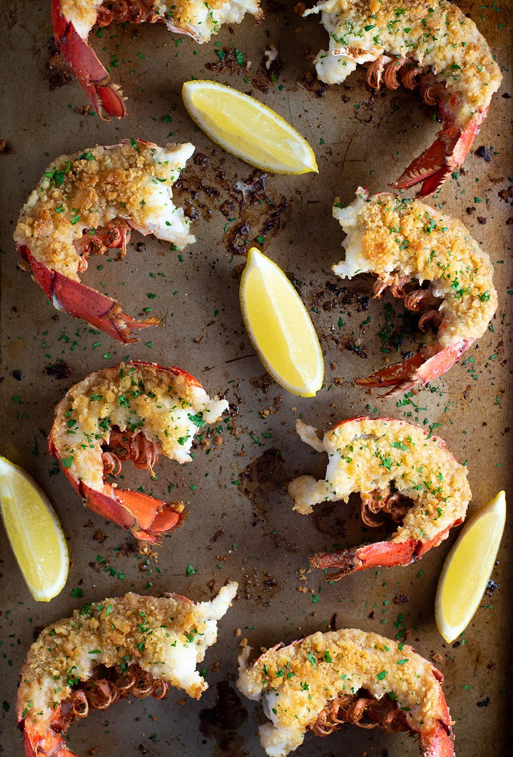 Baked Lobster Tails Recipe