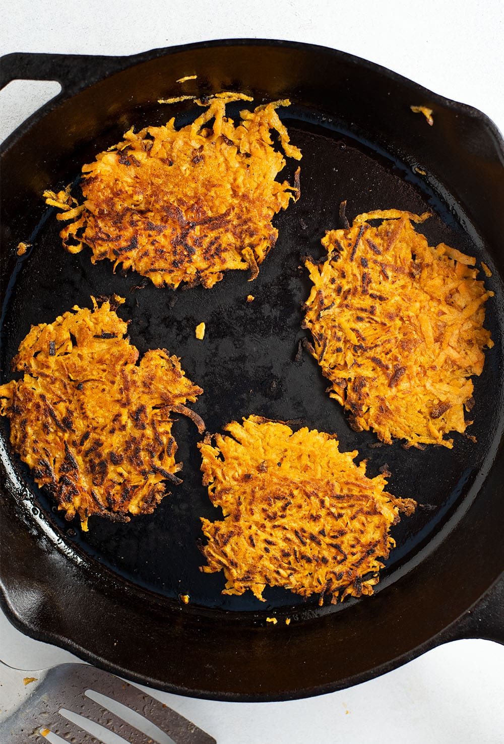 Sweet Potato Hash Browns Recipe