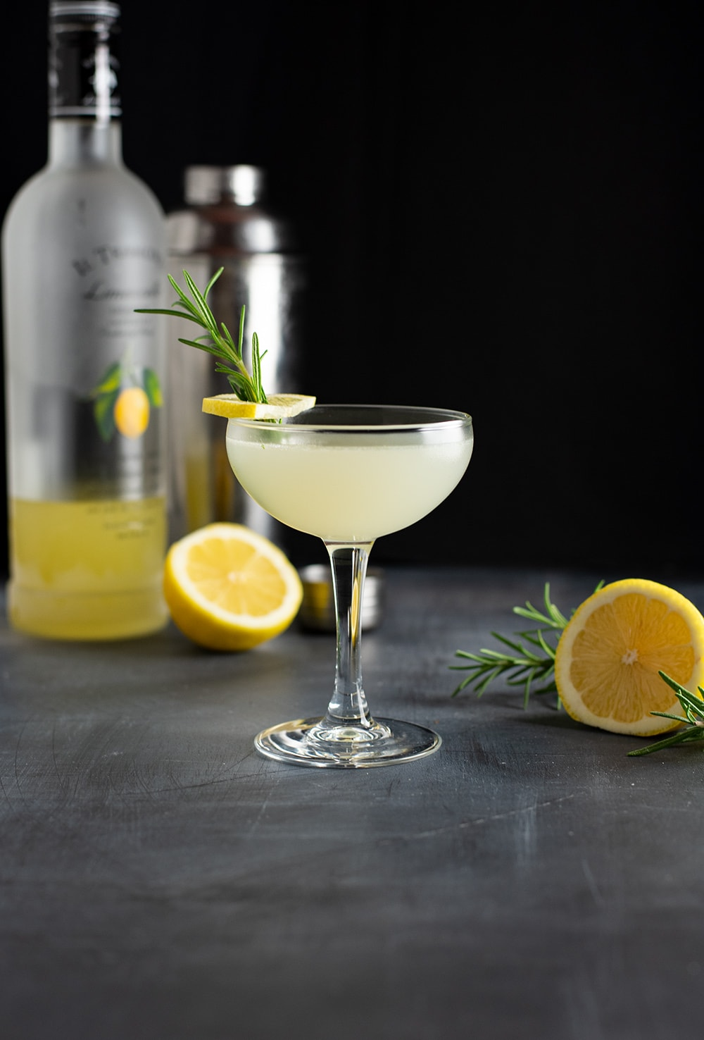 Limoncello Martini Recipe
