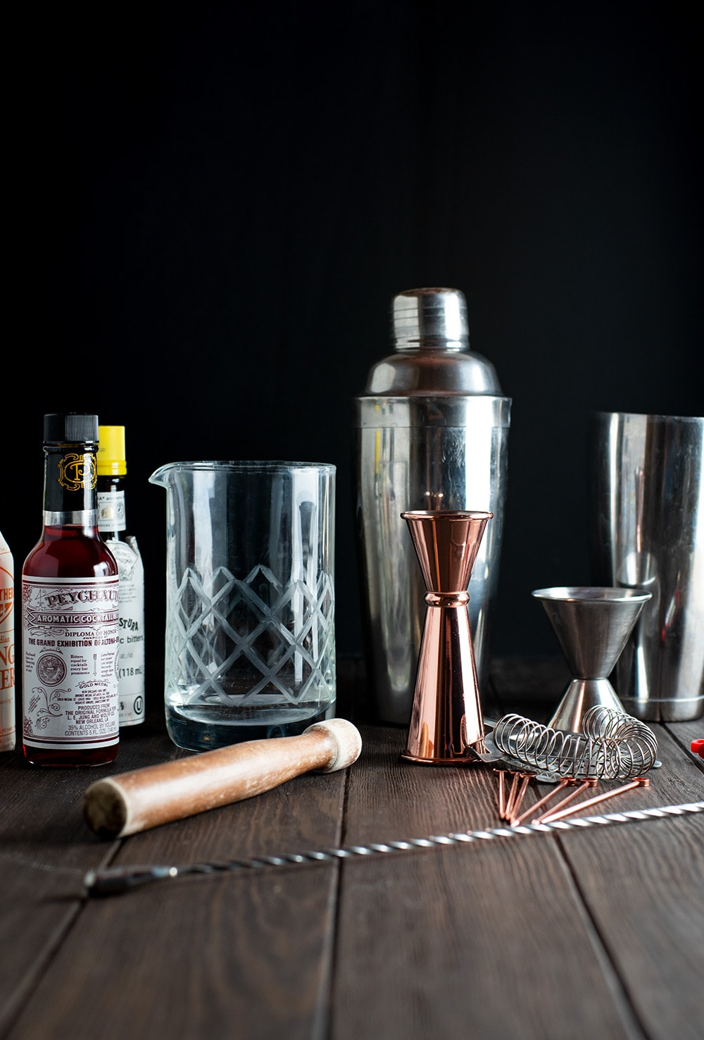 6 tips for how to up your bartender skills and make better craft cocktails right at home, plus the tools you'll need to succeed.