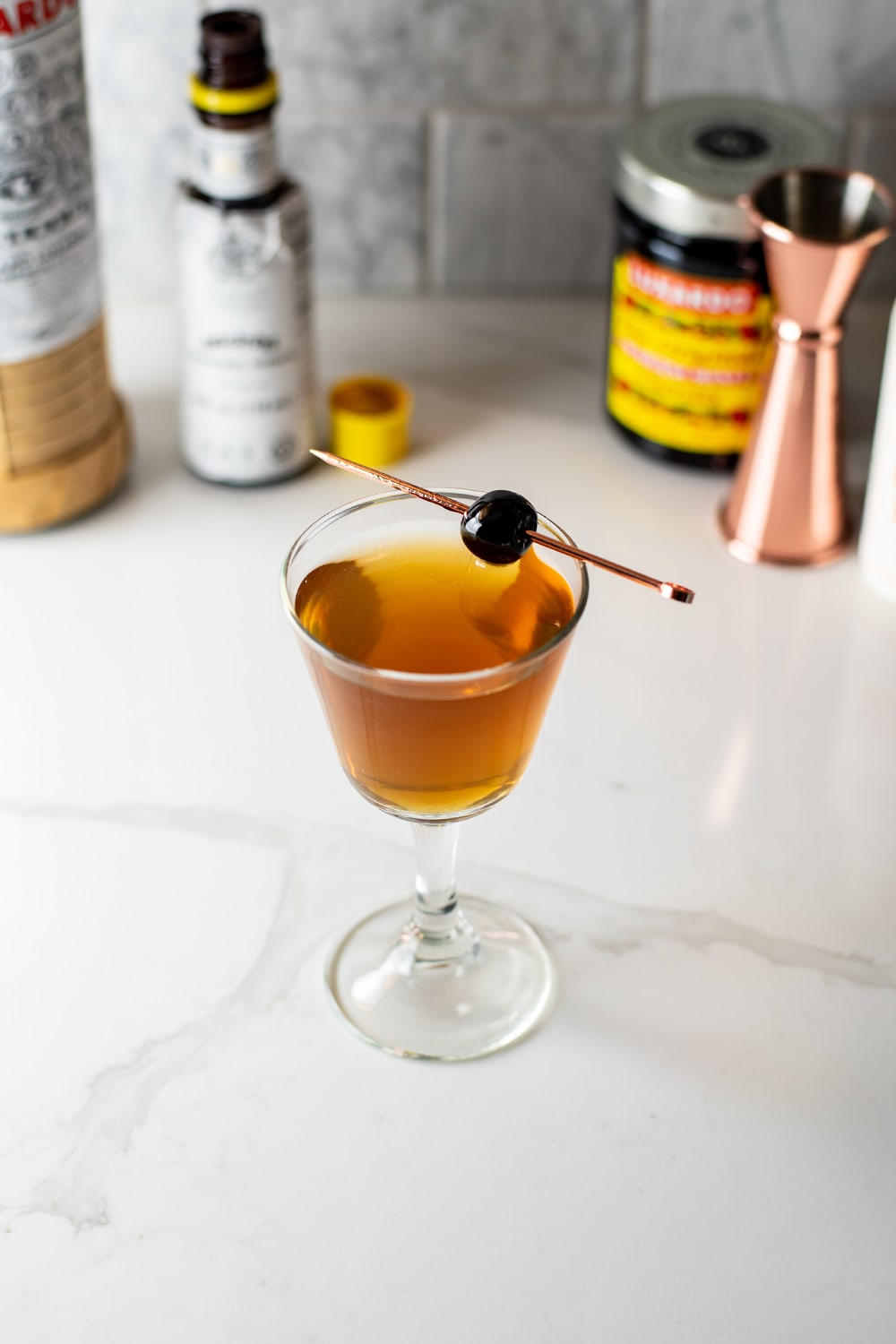 Brooklyn Cocktail Recipe
