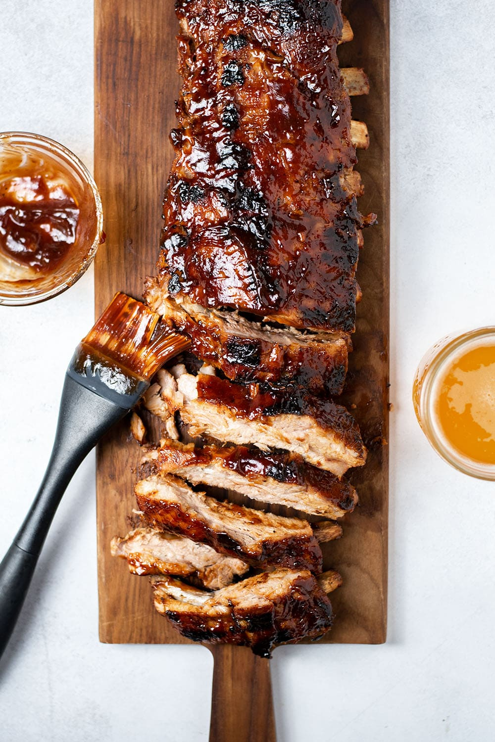 Oven Baked Bbq Ribs Recipe Kitchen Swagger