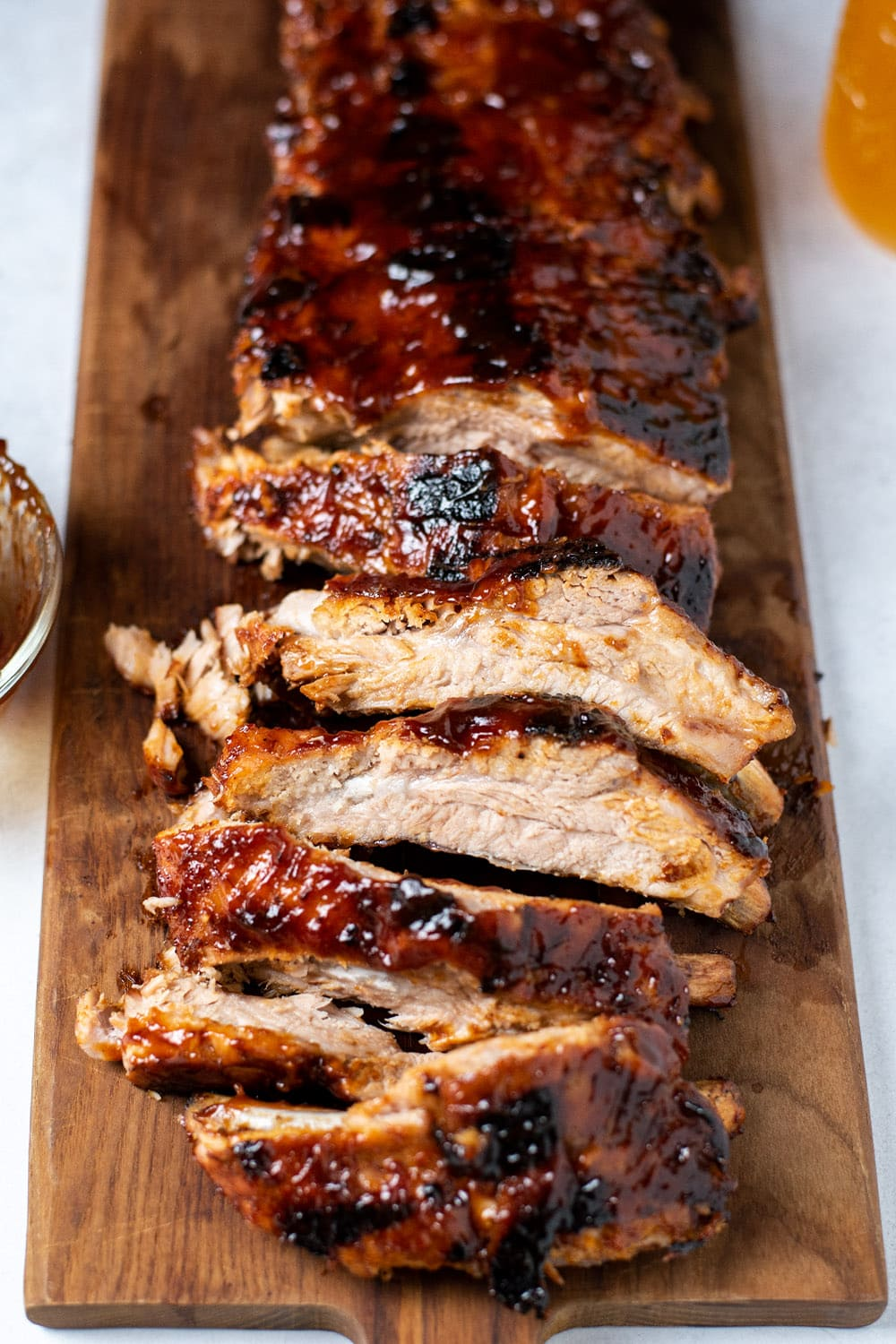 Oven-Baked BBQ Ribs Recipe