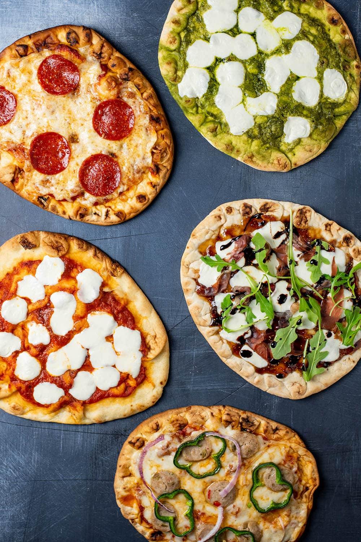 5 Easy Flatbread Pizza Recipes